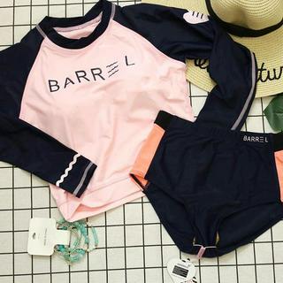 Bộ bơi nữ dài tay phong cách Hàn Quốc CÓ SẴN thumbnail