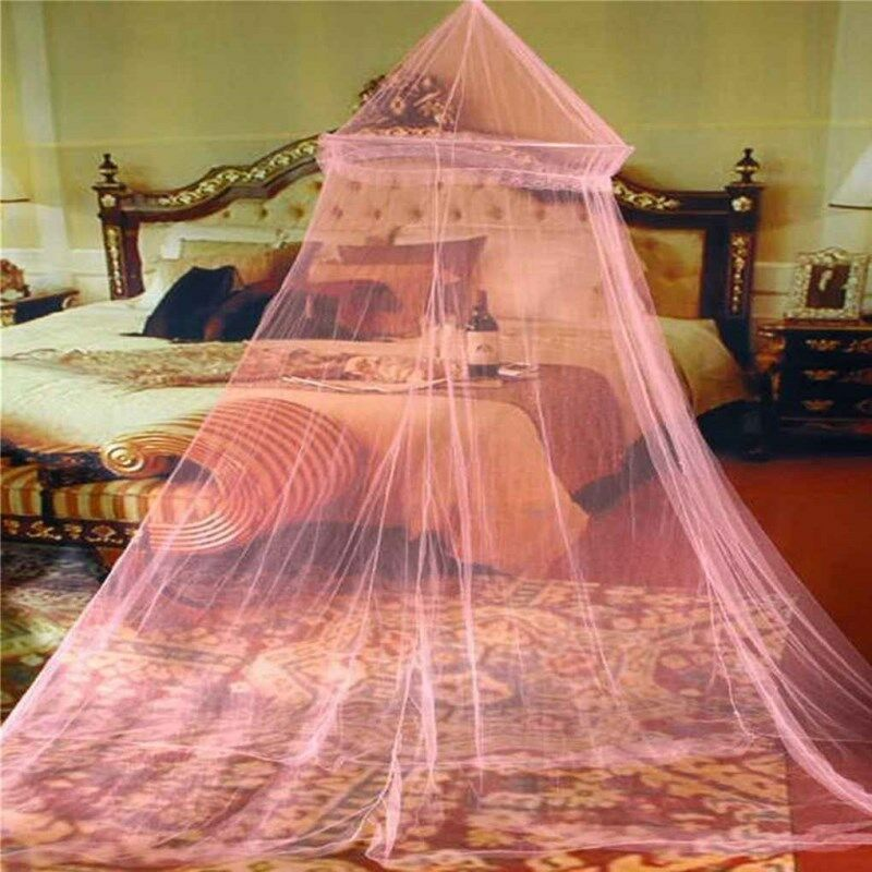Màn Ngủ Chống Muỗi / Côn Trùng Bằng Ren Thiết Kế Độc Đáo Tiện Dụng Sự Bảo Vệ