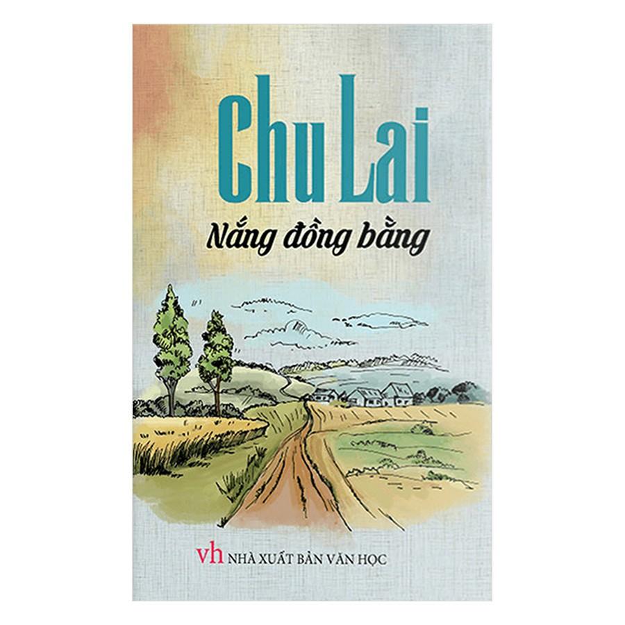 Sách - Nắng đồng bằng Chu Lai - 9786049575242