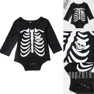 Mu♫-Newborn Infant Baby Boy Girls Clothes Romper Cotton Bodysuit Jumpsuit Outfit