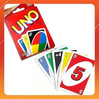 [Ka] Bộ bài Uno Giấy cứng