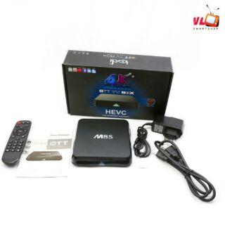 Smart Box Tivi M8S chất lượng