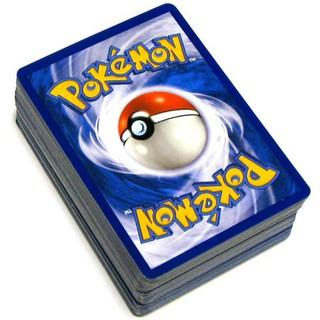 Combo 35 Thẻ bài Pokemon chính hãng KHÔNG TRÙNG NHAU