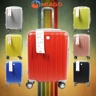 Vali kéo du lịch MIAGO size 20 - nhựa dẻo ABS Chống va đập khóa số TSA thumbnail