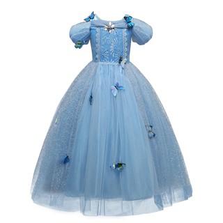 Đầm hóa trang nhân vật mặc hóa trang cho bé gái