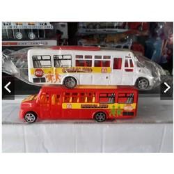 Ôtô Buýt -Xe Bus Có Bánh Đà