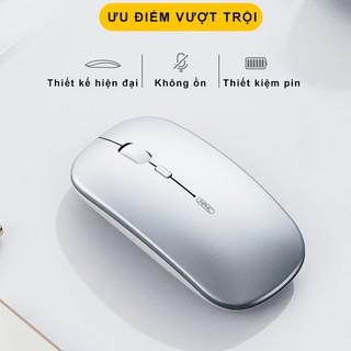 Hình ảnh Chuột không dây Bluetooth tự sạc pin SIDOTECH M1P không tiếng click sạc 1 lần dùng 1 tuần cho Laptop macbook PC Tivi-2