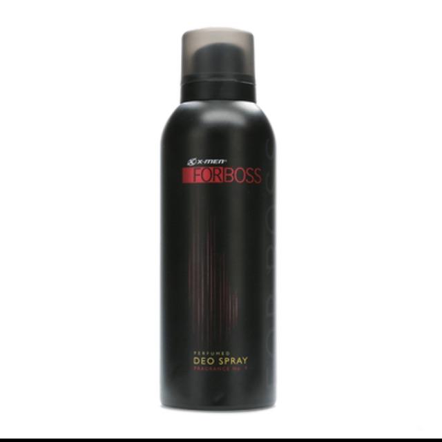 xịt khử mùi X-men For Bos 150ml