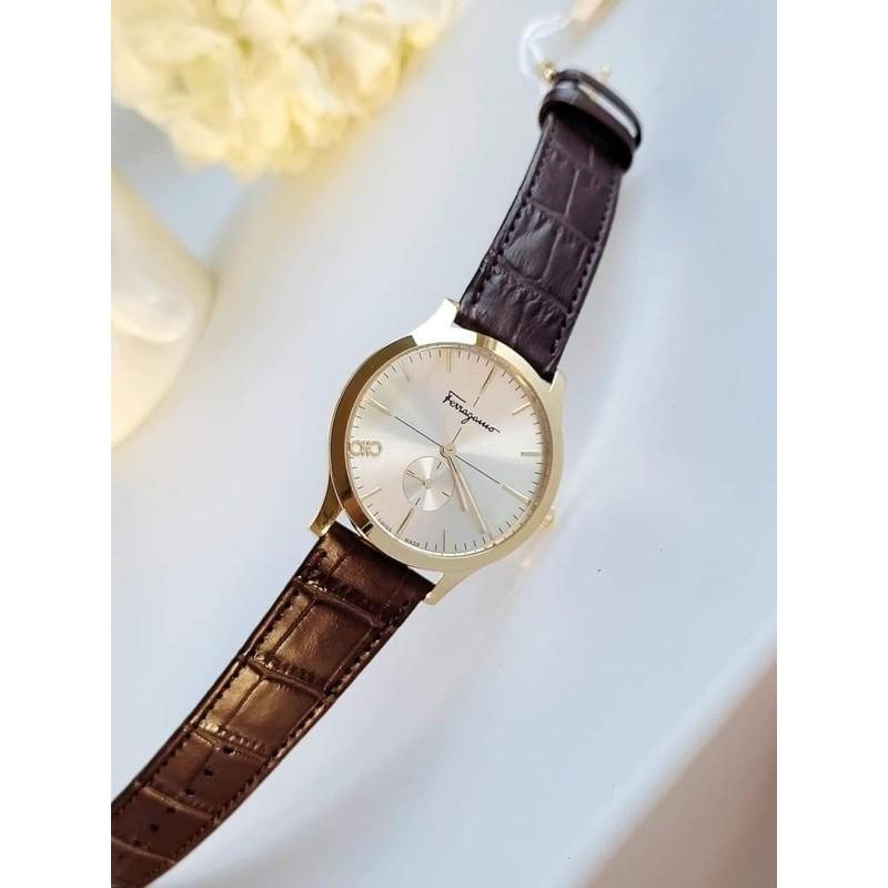 Đồng hồ nam Salvatore Ferragamo Slim Gent