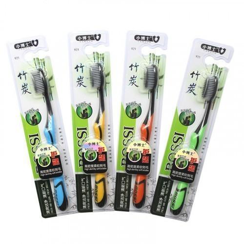 PVN6135 Bàn chải đánh răng Hàn Quốc than tre hoạt tính Bossi T2
