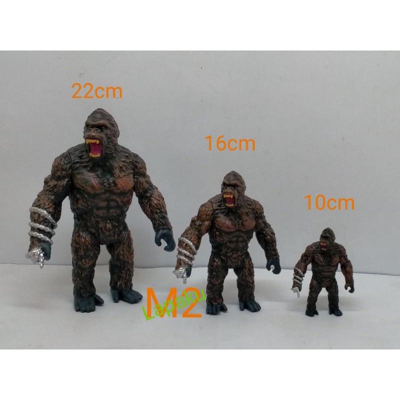 Mô hình đồ chơi Kingkong Gorila
