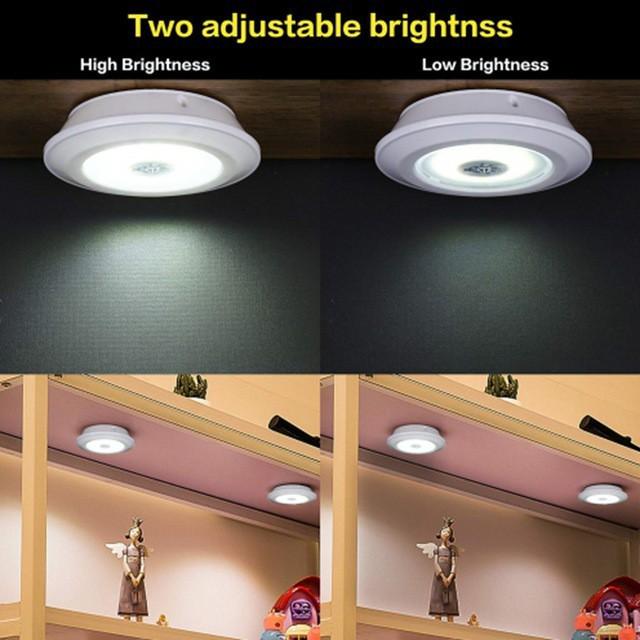 Đèn led đa năng dán tường cao cấp - Đèn LED Dán Tủ Quần Áo
