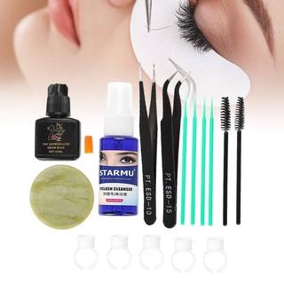 Profession False Eyelashes Extension Kit Eyelashes Grafting