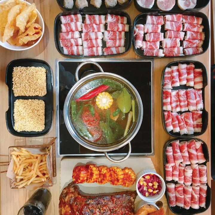 Toàn quốc [E-Voucher] - Giảm 120k toàn menu tại chuỗi Food House, Food Center và Food Street