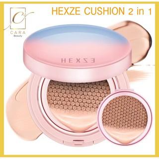 Cushion Hexze 2in1 phấn nước siêu mịn và căng bóng ( tặng kèm lõi thay)