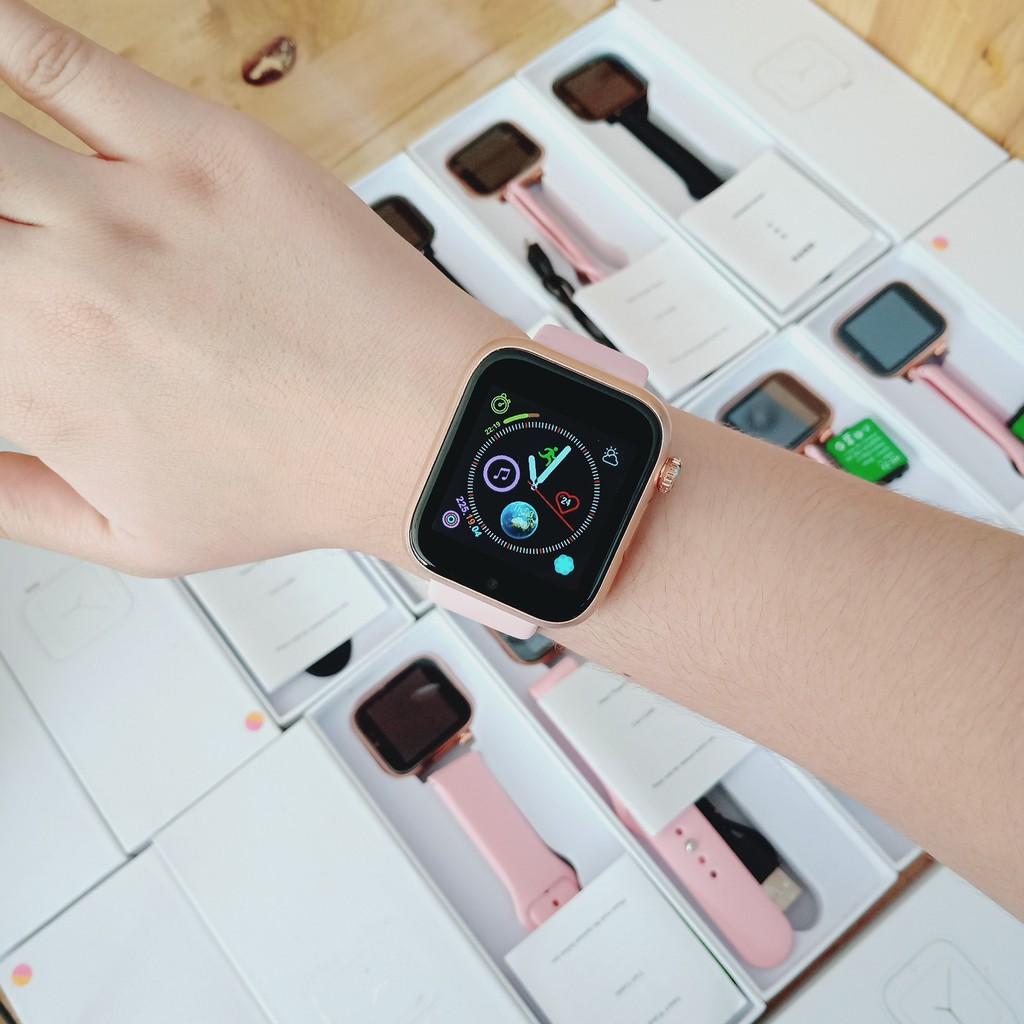 Đồng hồ thông minh Z6 full box bắt bluetooth và gắn thẻ sim thông minh Nam Nữ Unisex