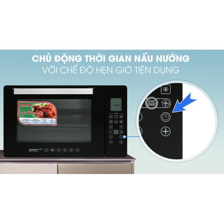 Lò Nướng Sanaky VH 5088N2D 50 lít (Miễn phí giao tại HCM-ngoài tỉnh liên hệ shop)