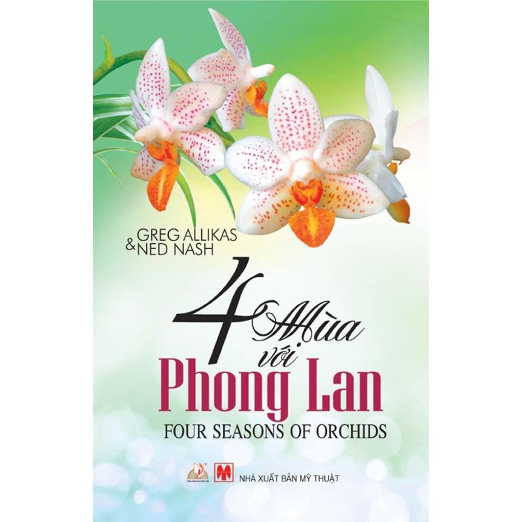 Sách - Bốn Mùa Với Phong Lan | Shopee Việt Nam