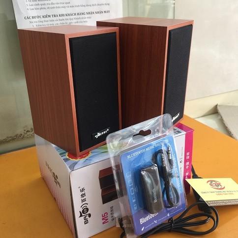 Combo gồm: Loa M5 Music F vỏ gỗ âm thanh cực chất + USB bluetooth kết nối không dây nghe nhạc từ điệ - 2594679 , 1015154783 , 322_1015154783 , 250000 , Combo-gom-Loa-M5-Music-F-vo-go-am-thanh-cuc-chat-USB-bluetooth-ket-noi-khong-day-nghe-nhac-tu-die-322_1015154783 , shopee.vn , Combo gồm: Loa M5 Music F vỏ gỗ âm thanh cực chất + USB bluetooth kết nối