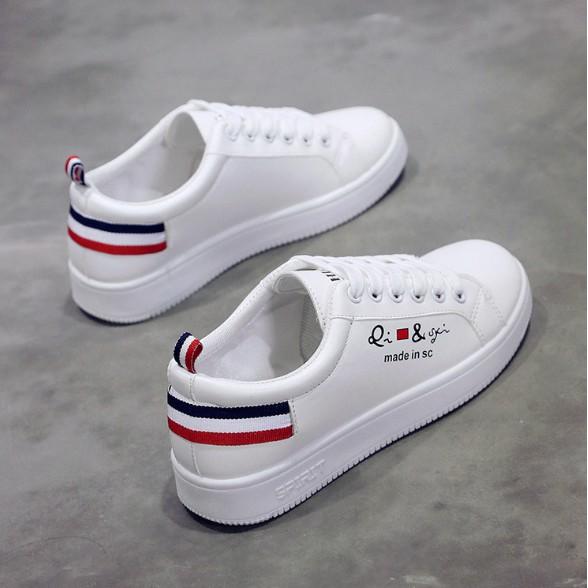 giày Thể Thao Nữ giày Sneaker giày Mùa Hè giày Đi Học Giaỳ Nữ giá Rẻ D2518 - 3503755 , 1292085335 , 322_1292085335 , 200000 , giay-The-Thao-Nu-giay-Sneaker-giay-Mua-He-giay-Di-Hoc-Giay-Nu-gia-Re-D2518-322_1292085335 , shopee.vn , giày Thể Thao Nữ giày Sneaker giày Mùa Hè giày Đi Học Giaỳ Nữ giá Rẻ D2518