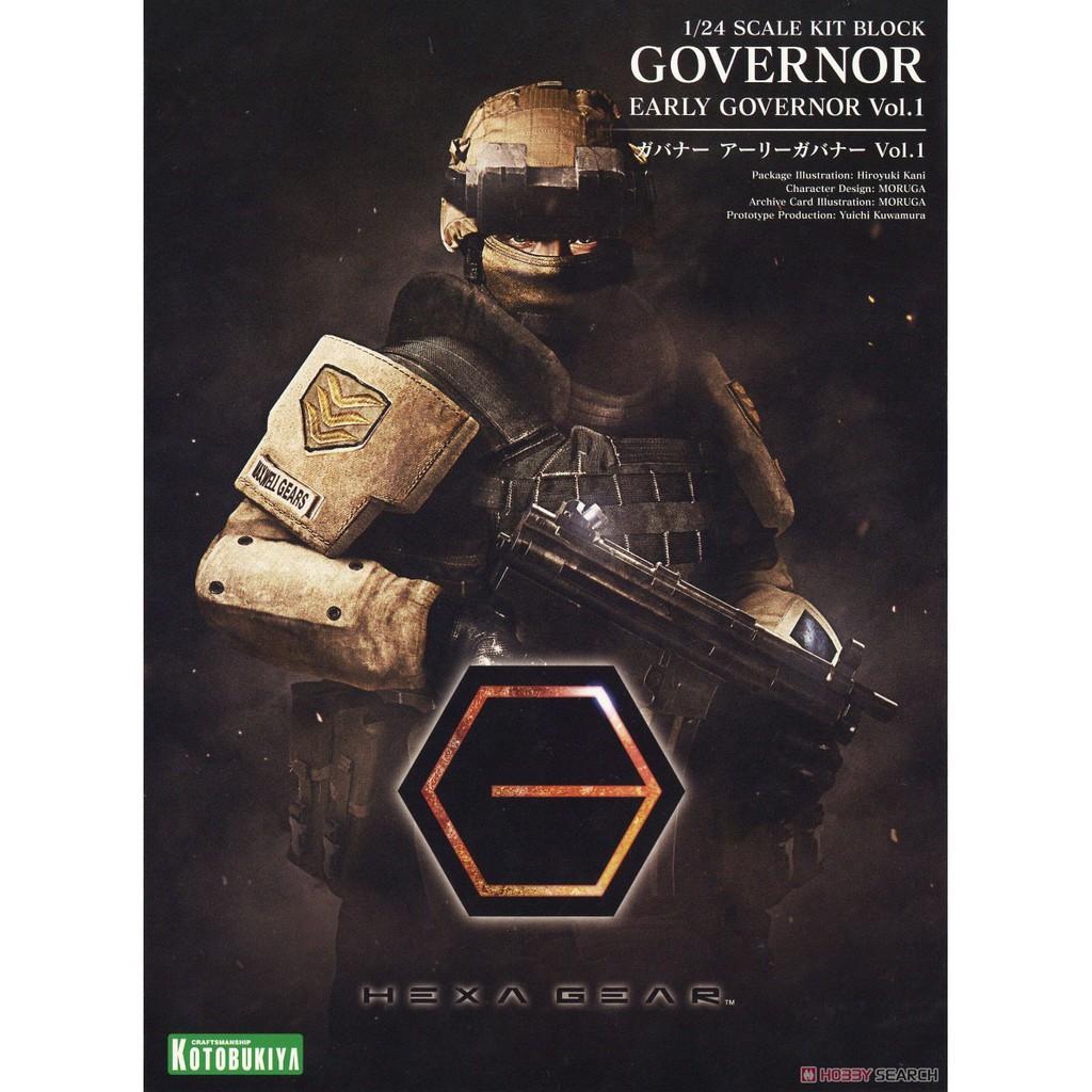 Mô hình HexaGear Early Governor Vol.1