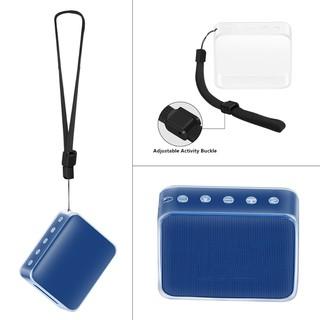 Vỏ bảo vệ kèm dây đeo cho loa Bluetooth JBL GO 2