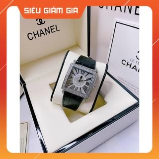 Đồng hồ nữ Franck MULLER mặt vuông đính đá, có box, thẻ bảo hành 12 tháng - Frank thumbnail