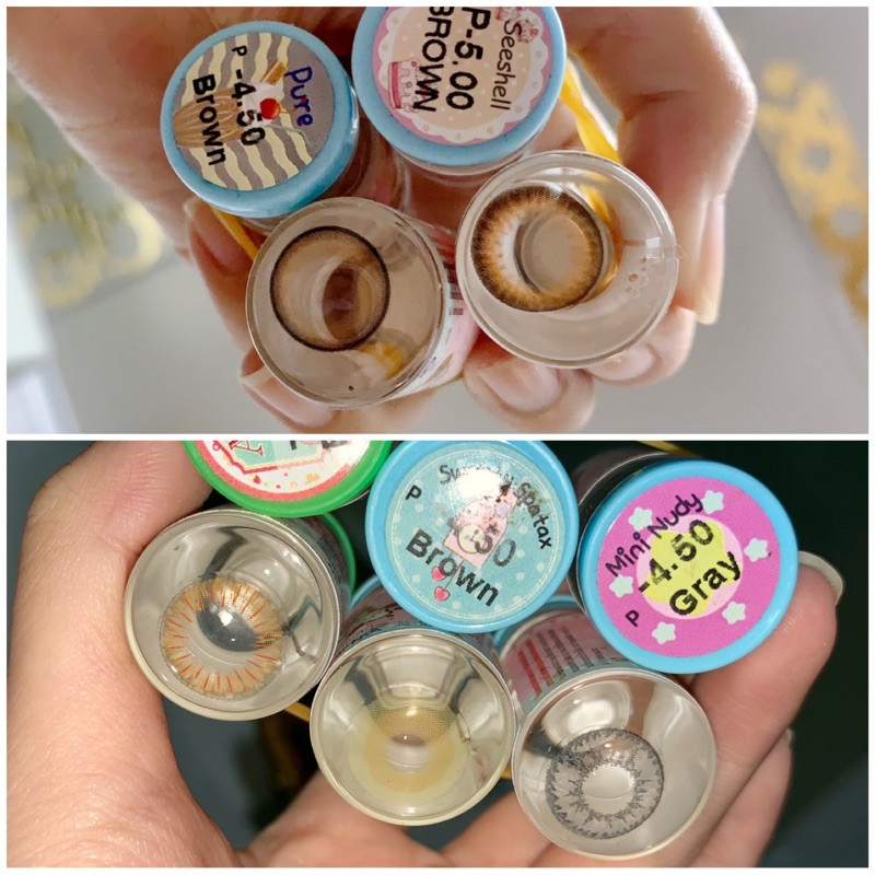 Lens cận từ 3.0 đến 5.0