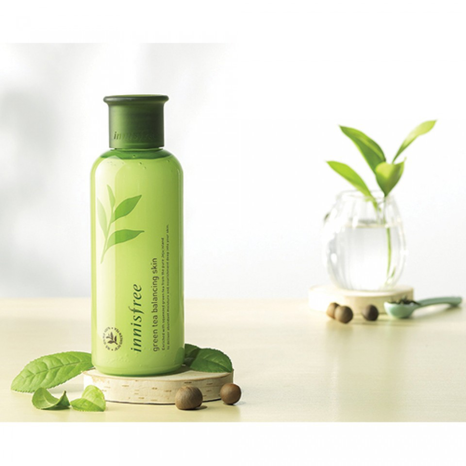 Nước Hoa Hồng Trà Xanh Innisfree Green Tea Balancing Skin (Da Hỗn Hợp) - 2882104 , 520123000 , 322_520123000 , 285000 , Nuoc-Hoa-Hong-Tra-Xanh-Innisfree-Green-Tea-Balancing-Skin-Da-Hon-Hop-322_520123000 , shopee.vn , Nước Hoa Hồng Trà Xanh Innisfree Green Tea Balancing Skin (Da Hỗn Hợp)