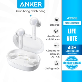 Tai nghe bluetooth TWS SOUNDCORE Life Note (by Anker)