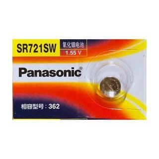 Pin Panasonic SR721SW SR721 721 362 Chính Hãng Japan vỉ 1 viên