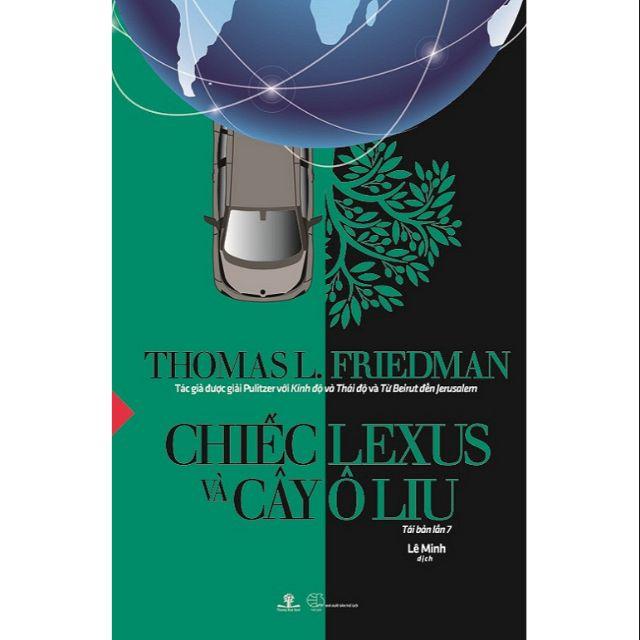 Chiếc Lexus và cây Oliu