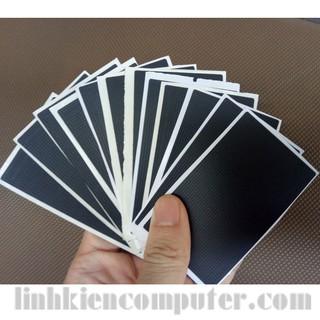 Miếng dán thay thế bàn di chuột Touchpad dùng cho các dòng IBM Thinkpad X220,T420,T520,W520,X230,T430,T530,W530 thumbnail