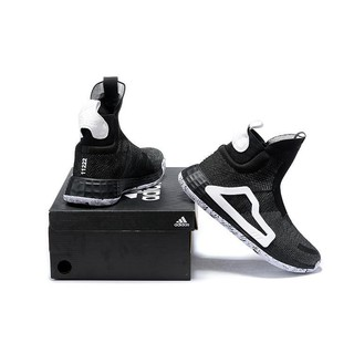 Với hộp Giày bóng rổ nam Adidas N3xt L3v3L Giày thể thao thời trang