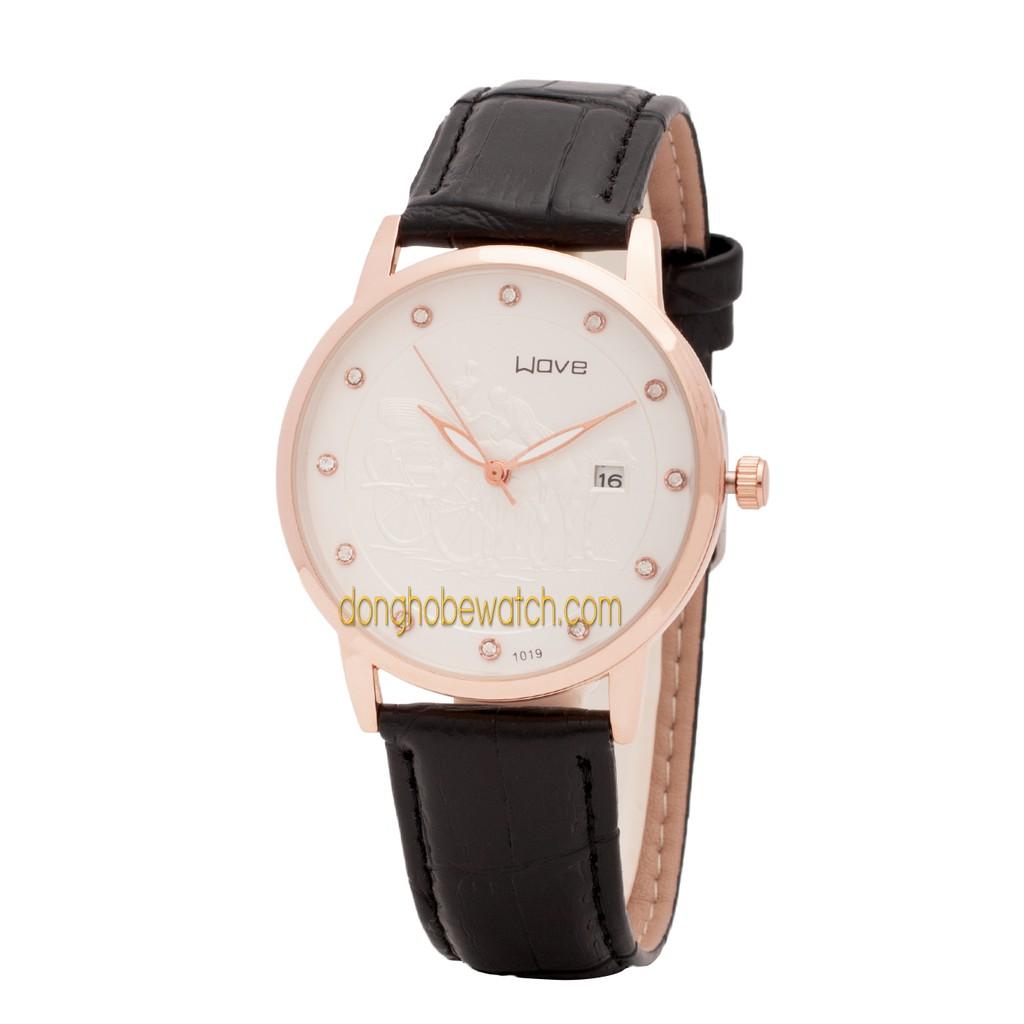 Đồng hồ nam WA10191 (Đen) dây da - 2428845 , 101481465 , 322_101481465 , 399000 , Dong-ho-nam-WA10191-Den-day-da-322_101481465 , shopee.vn , Đồng hồ nam WA10191 (Đen) dây da