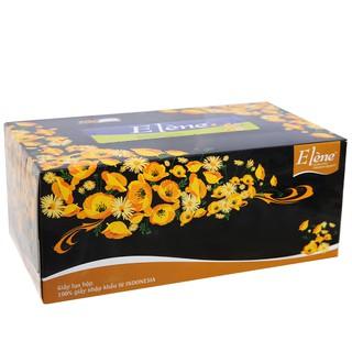 Khăn giấy lụa Elène 2 lớp hộp 180 tờ