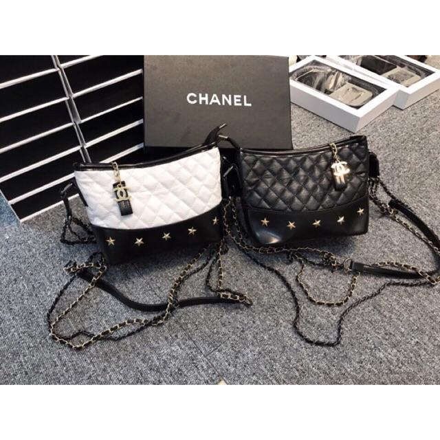 Chanel hobo nạm sao giá rẻ