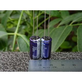 Tụ Điện Panasonic 1000uF 25V 10*20mm