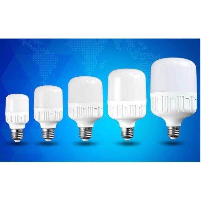 Bộ sản phẩm bóng đèn led tiết kiệm điện gồm có 5w,10w,20w,30w,45w