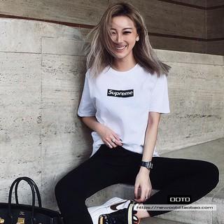 Áo thun thời trang unisex supre đủ size