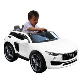 Ô tô xe điện đồ chơi vận động cho bé KUPAI-2021 với 04 động cơ công suất lớn, ắc qui 12v/7ah