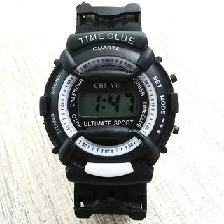 Đồng hồ điện tử trẻ em nam nữ Time Clue TC01 dây cao su cực đẹp
