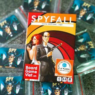 Boardgame SPYFALL VIỆT HOÁ