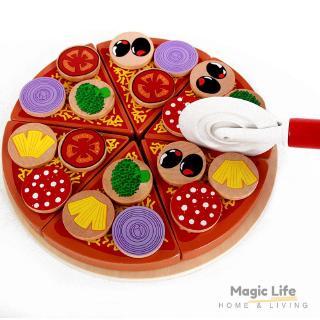 Đồ chơi cắt bánh pizza