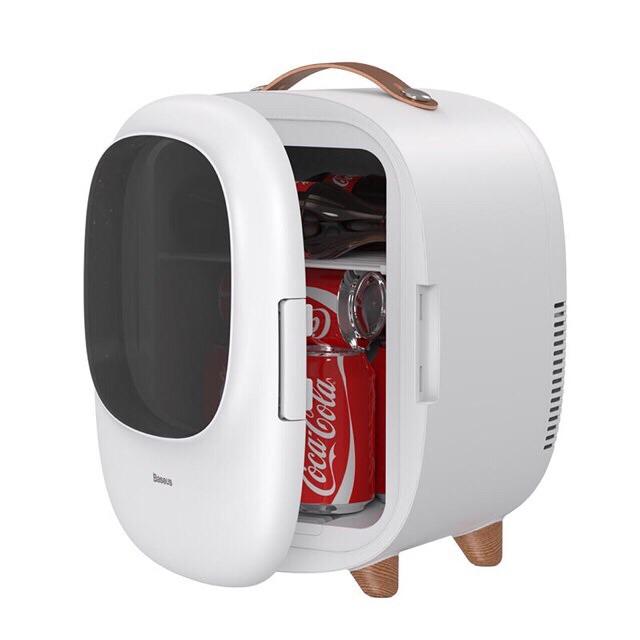 Tủ lạnh 2 chiều Baseus Zero Space 8l