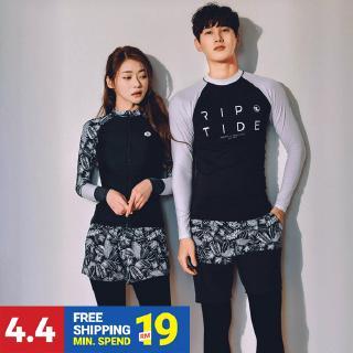 Bộ Đồ Bơi 3 5 Món Plus Size 2020 Phong Cách Hàn Quốc Cho Cặp Đôi Yz1018 thumbnail