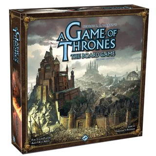 Board Games – A Game of Thrones Boardgame 2nd Edition
