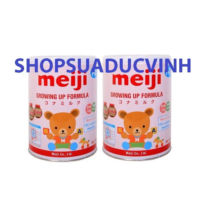 Bộ 2 hộp Sữa bột Meiji số 9 (1-3 tuổi) 800g - NK CHÍNH HÃNG - 2483086 , 58995457 , 322_58995457 , 959000 , Bo-2-hop-Sua-bot-Meiji-so-9-1-3-tuoi-800g-NK-CHINH-HANG-322_58995457 , shopee.vn , Bộ 2 hộp Sữa bột Meiji số 9 (1-3 tuổi) 800g - NK CHÍNH HÃNG