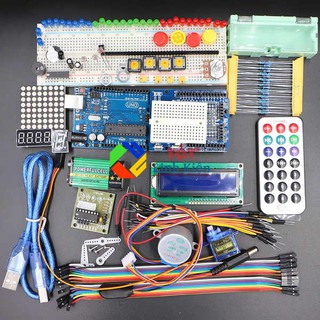 Bộ Arduino Starter Kit Uno R3 – FULL TÀI LIỆU, GIÁ TỐT NHẤT