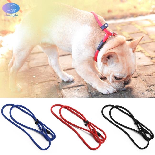 Nylon Dog Leash Dog Traction Belt Pet Harness Straps Pet Supplies